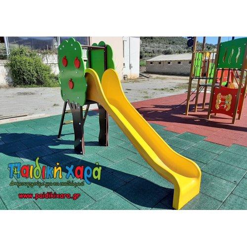 Τσουλήθρα Δένδρο με σκάλα - Εξοπλισμός παιδικής χαράς