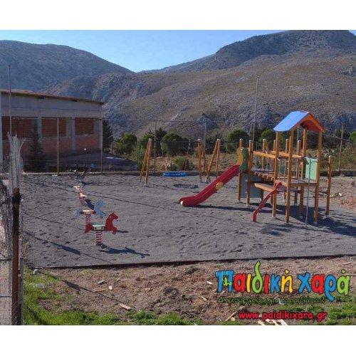 Παιδική χαρά Κιβωτός του Κόσμου στη Χίο