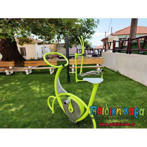 Υπαίθριο Ποδήλατο γύμνασης